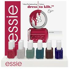 Essie Dress to Kilt Fall 2014 Collection Nail Polish Choose Your Colors!