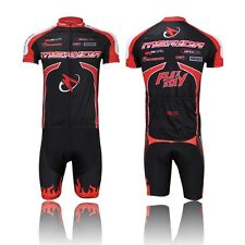 New Cycling Jersey Bike Bicycle Clothing Short Sleeve Suit Short Set Quick Dry