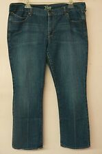 WOMENS JEANS BY OLD NAVY -FREE SHIPPING - SIZE 16 REGULAR