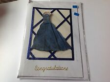 HAND CRAFTED CONGRATULATIONS CARDS FOR LADIES MEN,CHILDREN  handmade