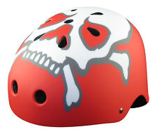 Max REBEL Ultra Cool Helmet STUNT SCOOTER BMX SKATE SAFETY HELMET