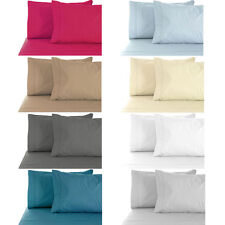 1000TC Thread Count 100% Cotton Sheet Set Bed Sizes Double, Queen, King, & Mega