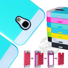SHOCK PROOF CASE COVER FOR SAMSUNG GALAXY S4 MINI I9190 FREE SCREEN PROTECTOR