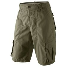 Jordan 3 Point Cargo Shorts III NEW men green 465022-361