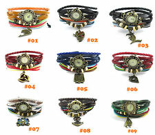 Japanese Anime Manga Bracelet Wristband Masturband Watch Clock Free Shipping