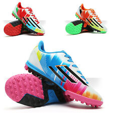New Football Turf Indoor Soccer Shoes Kids Soccer Cleats Athletic Shoes Youth