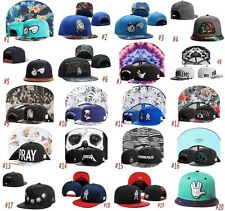 NEW Men's CAYLER WEEZY Sons Hip Hop Jesus adjustable Baseball Snapback Hats SH24