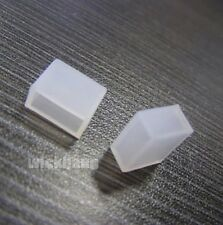 Silicone End Cap for 8mm Single Color SMD 3528 IP67 IP68 LED Tube Strip Light