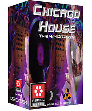 CHICAGO HOUSE Propellerhead Reason Refill Drums Bass Leads & 1400 DrRex loops !!