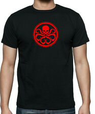 CAPTAIN AMERICA / HYDRA  /  RED SKULL T-shirt  up to 5XL FREE UK POST