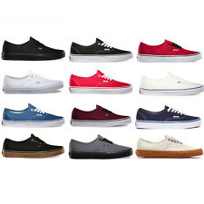 Vans Classics Authentic NEW with BOX All Sizes Canvas Unisex/Mens/Women