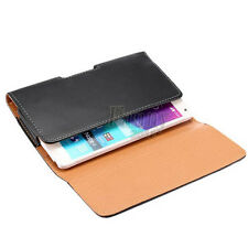 For Samsung Galaxy Note II 2 N7100 N7105 i317 Belt Clip Leather Case Holster