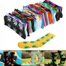 Chaussettes Marijuana Plantlife Socquette Cannabis Femme Homme Weed Unisexe