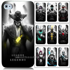 Fashion Hot League of Hot Legends Champions Hard Case Skin For iPhone 4 4S 5 5S