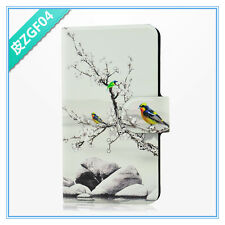 latest hot sale Chinese plum blossom magpies leather flip case for Nokia Lumia