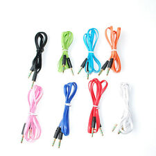 3.5mm Stereo Male to Male Jack Audio AUX 3FT Cable Cord for DVD MP3 MP4 PC Top