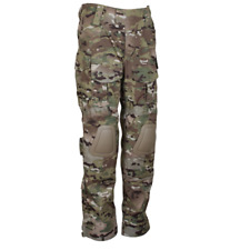 MULTICAM WARRIOR G3 HARD KNEE PAD TROUSERS BY 101 INC