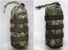 New Airsoft Molle Water Bottle Pouch With Mesh Bottom