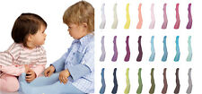 Baby Microfibre Tights By Pex  6-12 /12-24 Months -10  Various Colours
