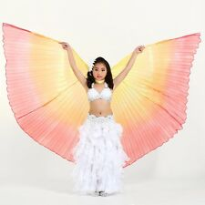Kids Children's Girls Belly Dance Isis Wings 3 Colours