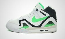 318408-100 Nike Air Tech Challenge II White/Poison Green *New In Box*