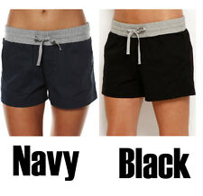 NWT LORNA JANE1 Navy&Black Sports Shorts Sz XS,S,M,L 8,10,12,14,16 Womens Pants