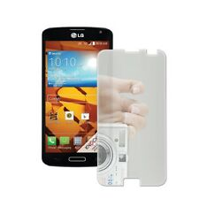 Mirror LCD Screen Protector for Virgin /Boost Mobile LG LS740 Volt Sprint LG F90