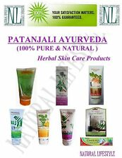 Patanjali Ayurveda Skin Care Products Facewash Kajal Scrub