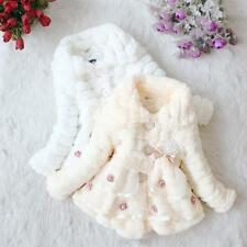 Lovely Cute Girls Kids Lace Princess Outfit Dress Party Flower Clothes Fashion