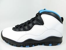 Nike Air Jordan Retro 10 X Dark Powder Blue SIZES 11-13