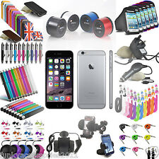 Apple iPhone 6 PLUS Funky Accessories Cases Gadgets Car Holder Charger Pouch