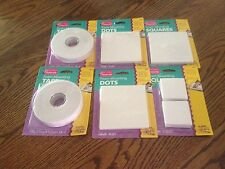 Doube-Sided Adhesive Foam Mounting Tape & Dots Acid Free Scrapbooking Craft