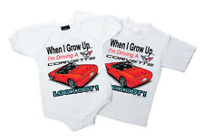 Corvette Kids T-shirt -Youth-Baby-Chevrolet-Chevy-Z06-1997-2004