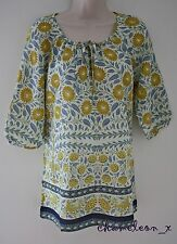 Monsoon Holiday Tunic/ Top size S,M,L,XL