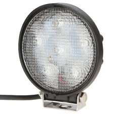 1200 Lumens 18W High-power 6X 3W Bead LEDs Car Offroad Round LED Work Light Lamp