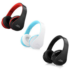 Foldable Wireless Stereo Bluetooth Headphone For iPhone Mobile Phone Laptop US