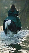 MUDDY CREEK TRAIL HORSE RIDING EXTREME RAIN COAT - SIZE 2x TALL - BLACK