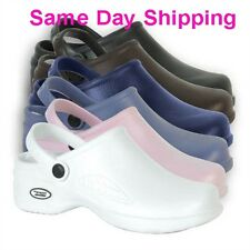 Natural Uniforms Unisex Nursing Shoes Clog Straps
