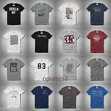 NWT Abercrombie & Fitch HOLLISTER Men's Limited Tee T Shirt S M L XL XXL