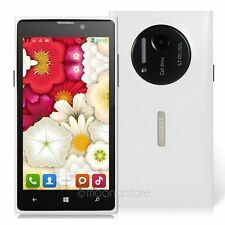"""4.5"""" HTM T1020W Dual Core 4GB Android 4.2 1.2GHZ GPS WiFi Unlocked 3G Smartphone"""