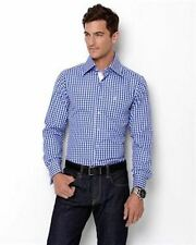 Amedeo Exclusive New Mens French Cuff Shirt Blue White 2013 Sale Canadian Re $99
