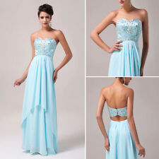 Stunning~ 1 Long Prom Homecoming Bridesmaid Evening Cocktail Party Gowns Dresses