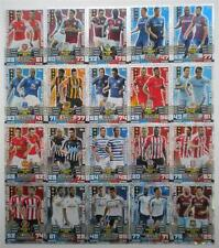 TOPPS MATCH ATTAX 2014/15 14/15 POWER-UP DUO CARDS - CHOOSE YOUR POWER UP CARDS