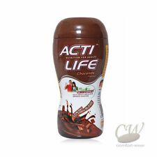 Acti Life Powder Chocolate Nutrition for Adults Low Cholestrol Fat Drink  300gm