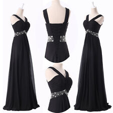 ❤US Sales❤ Women's Noble Sexy Prom Bridesmaid Formal Banquet Evening Long Dress