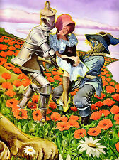 The Wizard Of Oz- Helping Dorothy -  CANVAS OR PRINT WALL ART