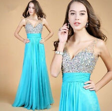 2014 Womens Evening/Formal/Ball gown/Party/Prom/Long Wedding Bridesmaid Dresses