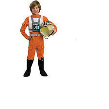 Star Wars Clone Wars X-Wing Fighter Pilot Halloween Costume - Child Size