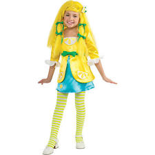 Strawberry Shortcake Deluxe Lemon Meringue Halloween Costume - Child