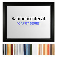 PICTURE FRAME CAPRY ANTIREFLECTIVE 22 COLORS FROM 10x15 TO 10x25 INCH FRAME NEW